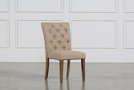 Tufted Living Room Chair Tufted living room furniture living spaces display product reviews for partridge side chair sisterspd