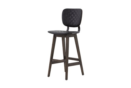 Display product reviews for OTB LANCE EBONY BARSTOOL