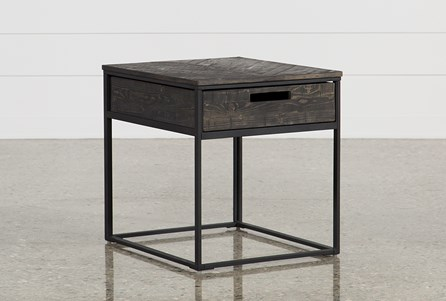 Display product reviews for ANSON END TABLE