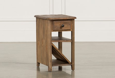 Display product reviews for JONAH CHAIRSIDE TABLE