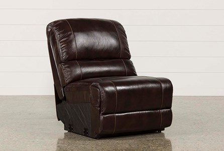 Display product reviews for PAYTON LEATHER ARMLESS CHAIR