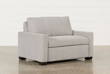 Display Product Reviews For Mackenzie Silverpine Twin Sofa Sleeper
