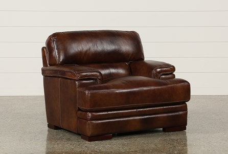 Display product reviews for RODRICK LEATHER CHAIR