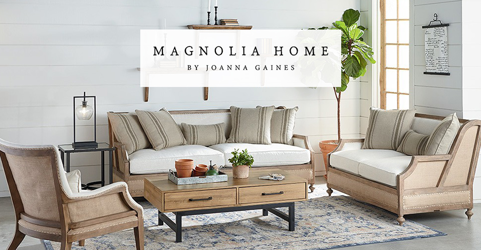 Magnolia Home By Joanna Gaines At Living Spaces
