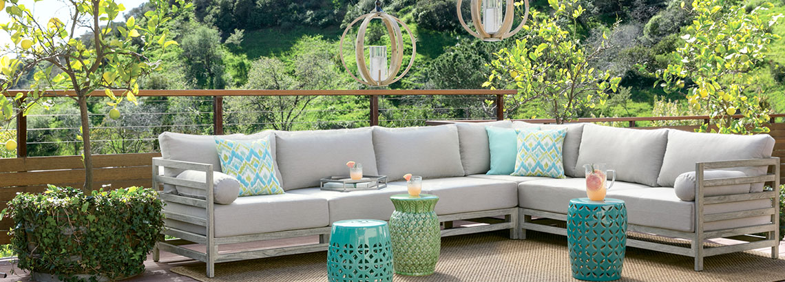 Outdoor + Patio Furniture | Living Spaces on Living Spaces Patio Set id=83019