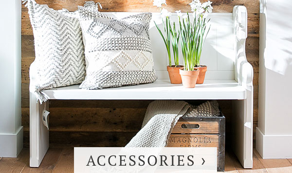 magnolia home accessories