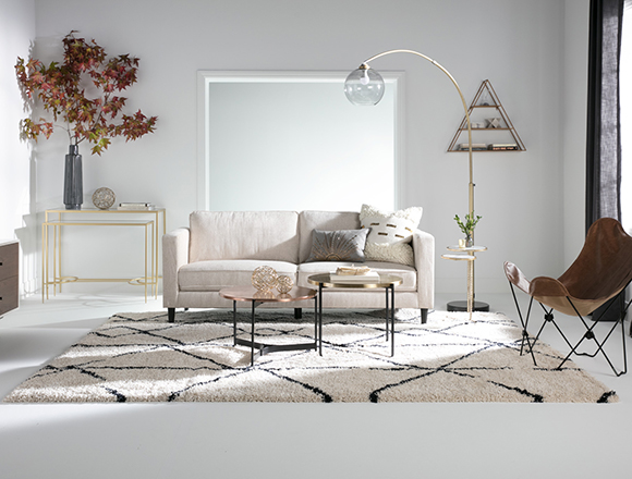 Modern Living Room With Cosmos Sofa