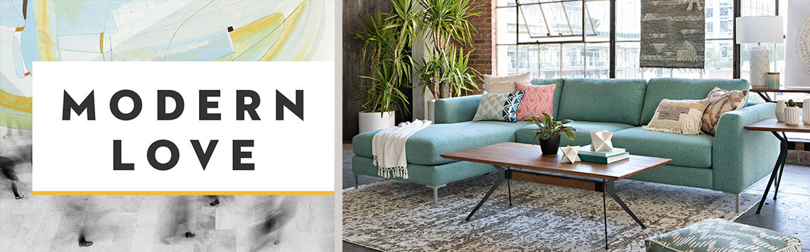 Modern Furniture | Living Spaces