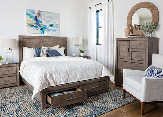 How to Furnish Your Bedroom | Living Spaces