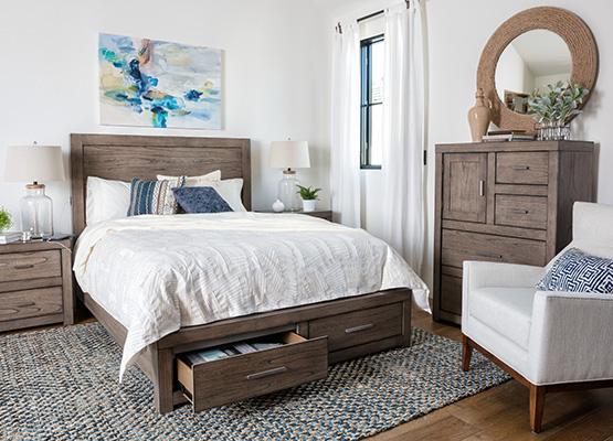 furnish bedroom