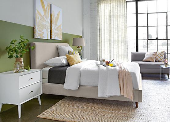 flatform bed