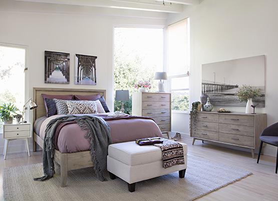 bedroom storage pieces