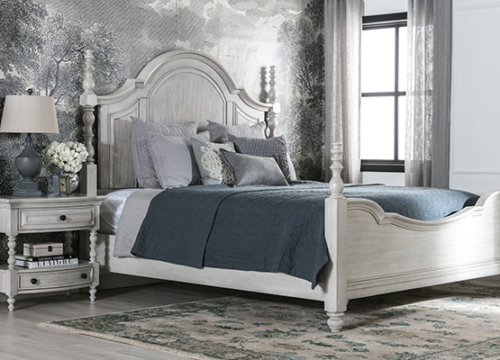 bedroom furniture with smart features