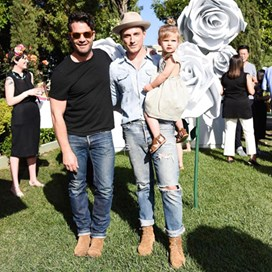 Jeremiah Brent and Nate Berkus Daughter