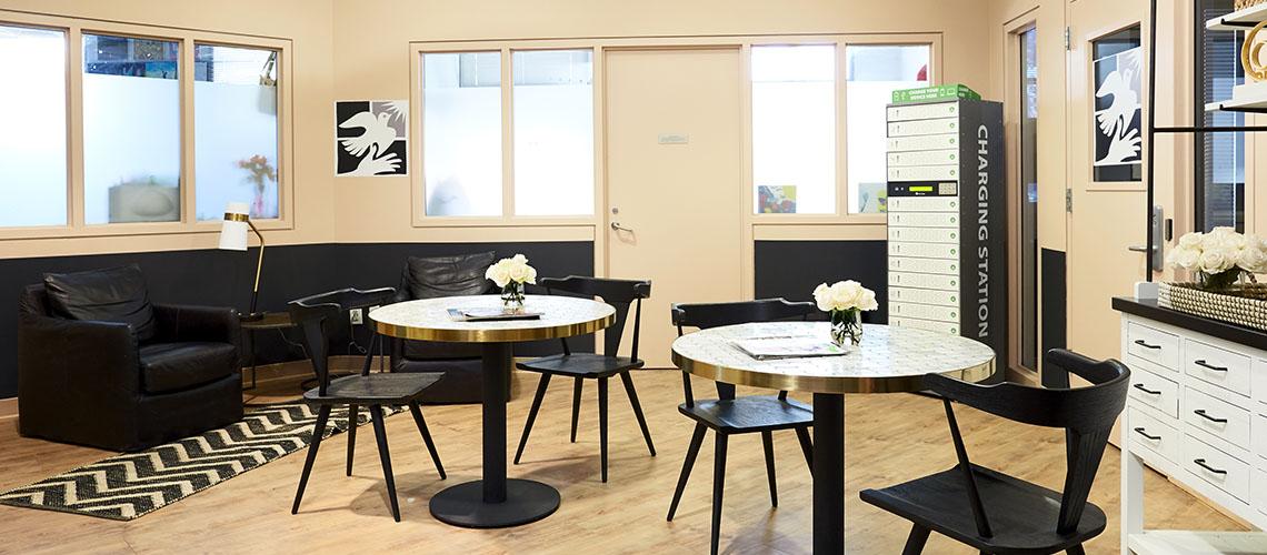 Jeremiah Brent Renovates Covenant House Living Spaces
