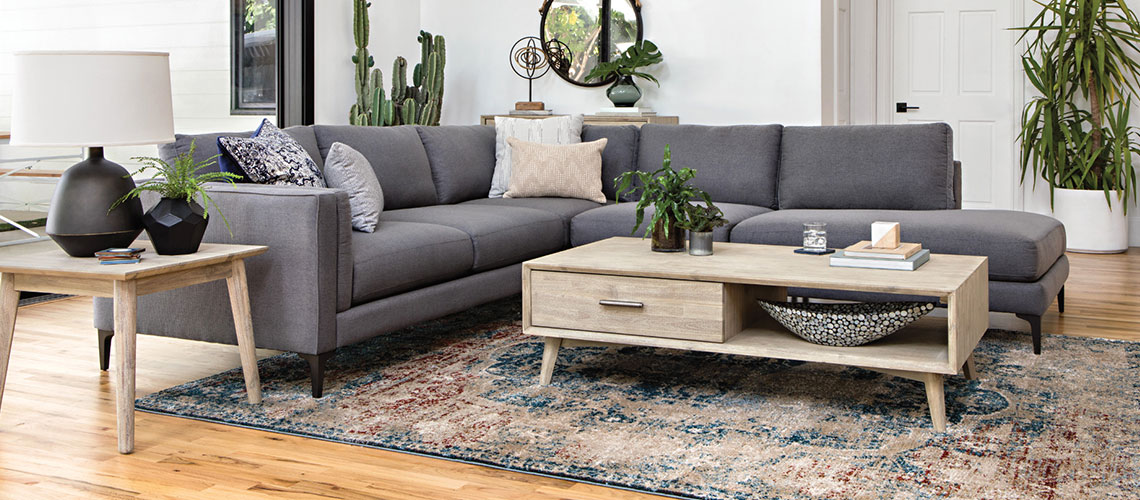 captivating choosing rug size living room | How to Choose a Rug Size: Basic Tips for Styling with Rugs ...