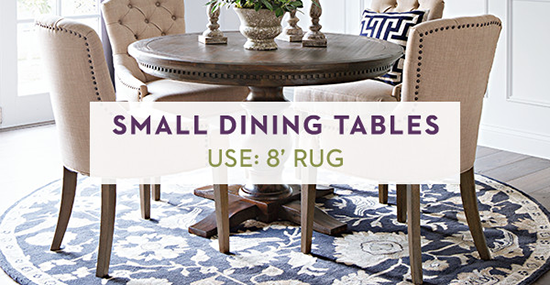 How to Choose a Rug Size: Basic Tips for Styling with Rugs ...