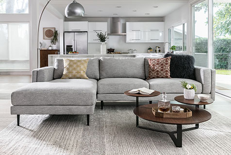 Mid Century Modern Living Room Style Tips | Living Spaces
