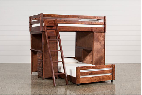 Bunk Bed Buying Guide Choosing The Perfect Bunk Bed Living Spaces