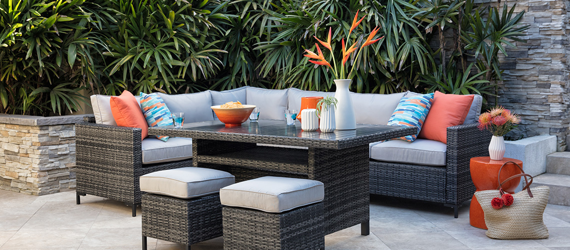 How To Protect Your Outdoor Furniture Living Spaces