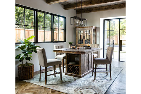 Outstanding Bar Stool Height Tips And Ideas For Your Dining Area Uwap Interior Chair Design Uwaporg