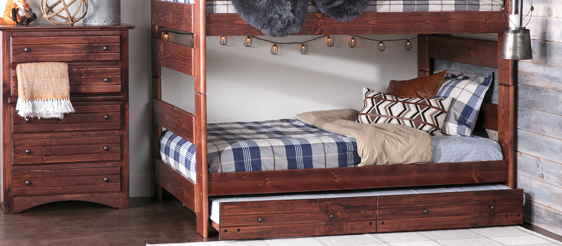 Trundle Bed Guide: What Is a Trundle Bed? | Living Spaces