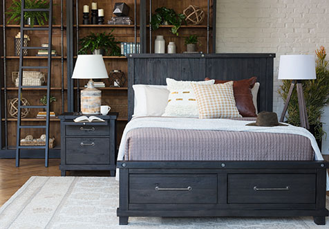 fall bedroom trend