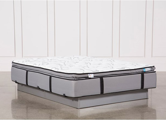 What Is A Plush Mattress Living Spaces