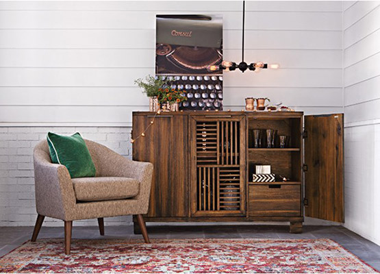 11 Retro Furniture Types You\'ll Totally Dig | Living Spaces