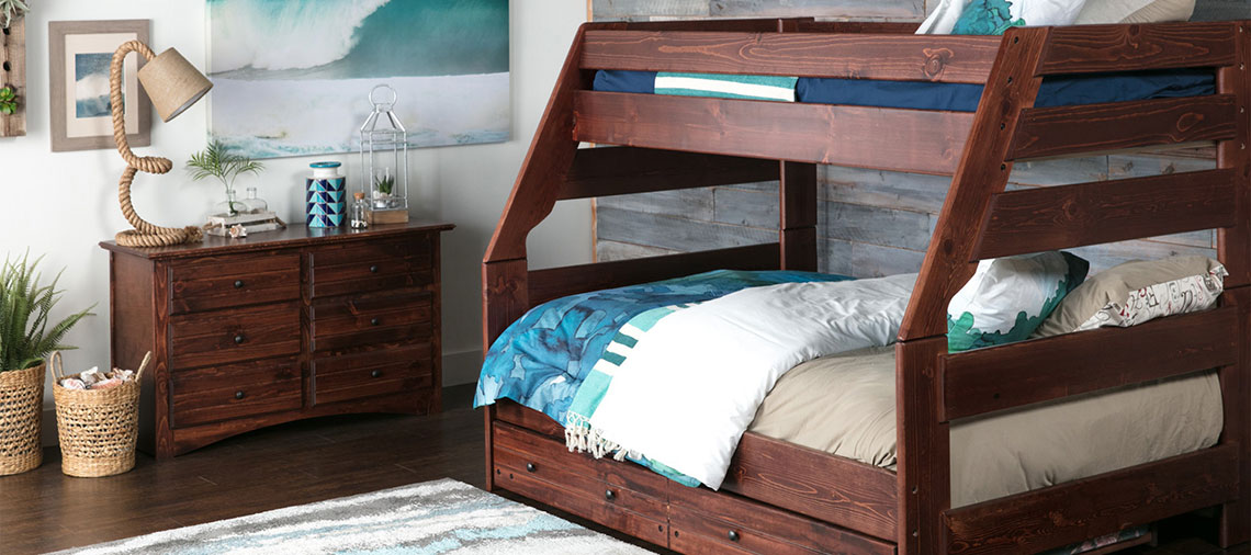 How to Furnish Small Bedroom with a Trundle Bed | Living Spaces