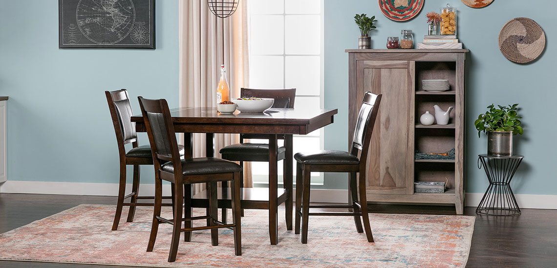 Beau Counter Height Dining Room Furniture Buying Guide