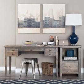 Savannah Desk Living Spaces