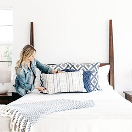 Lexi Grace design maser bedroom