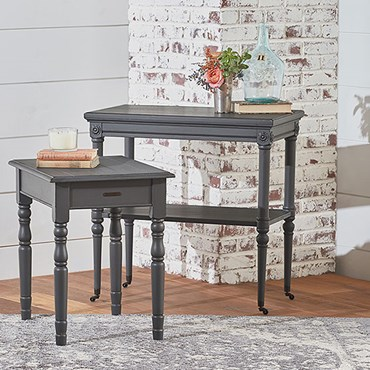 accent table decor