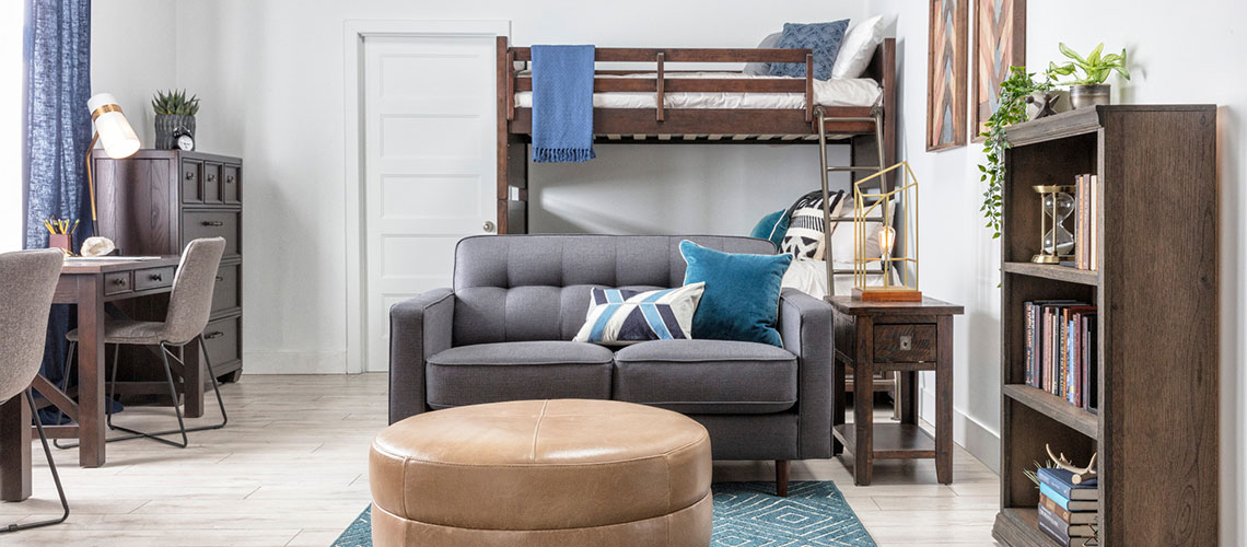 8 Tips For Making Your Dorm Look Rad Living Spaces