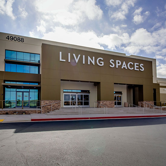 Furniture Store In Summerlin Las Vegas Living Spaces
