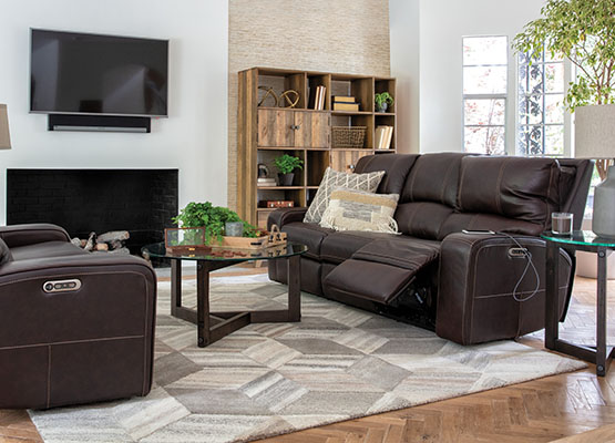 Leather Sofa Buying Guide | Living Spaces