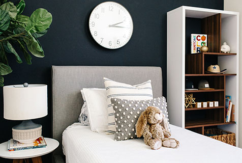 kids room - enjoyable space