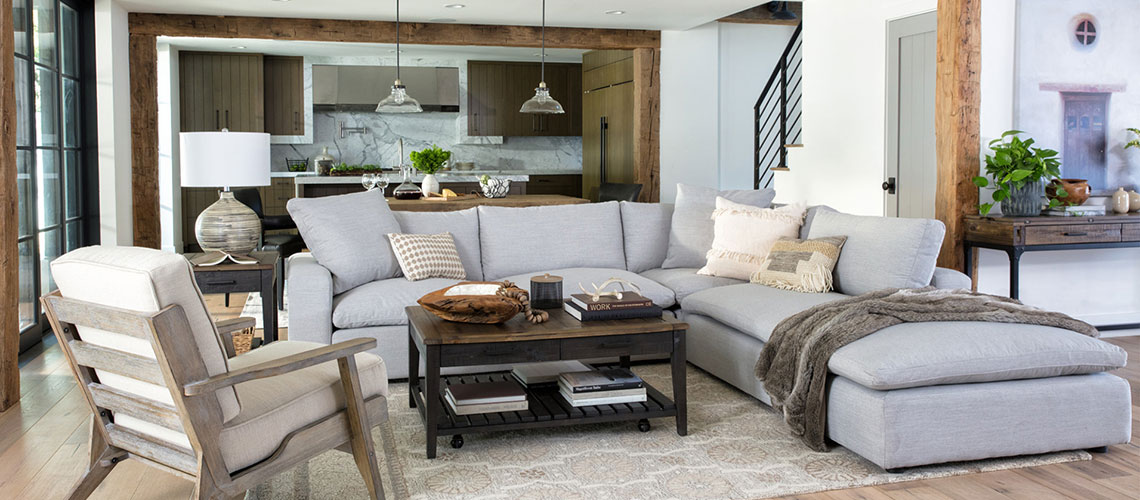 How to Pick the Best Material for an Area Rug | Living Spaces