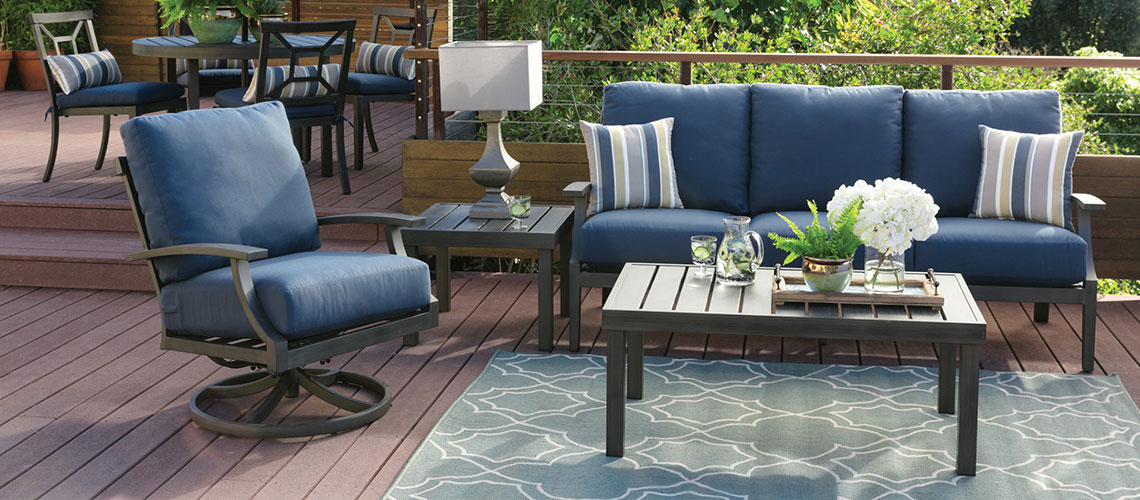 How To Choose The Best Material For Your Outdoor Furniture