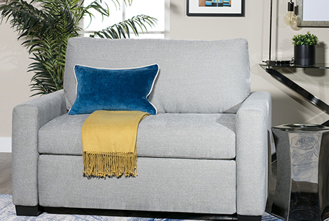 sofa bed and sleeper sofa sizes