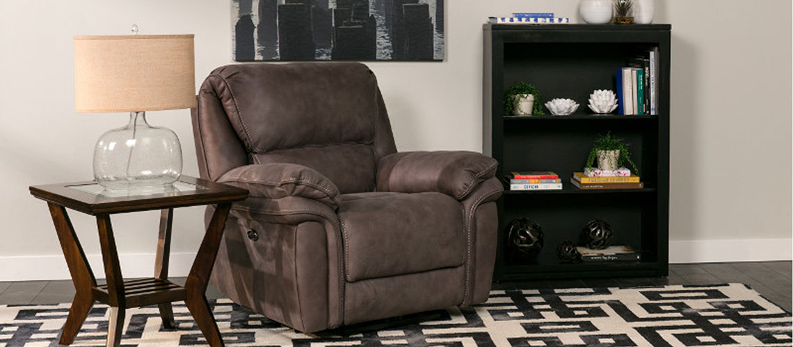 recliner back installation