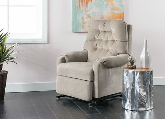 power recliner with built-in USB