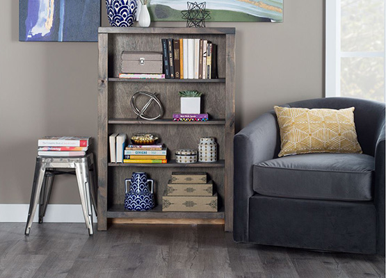 bookcase buying guide - purposeful