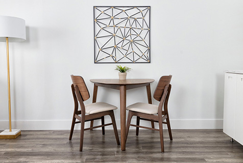 small space dining set