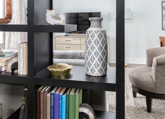 small space room divider