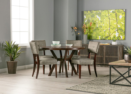 dining room chair sizing