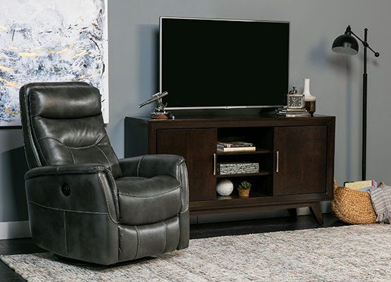 entertainment center - measure your room