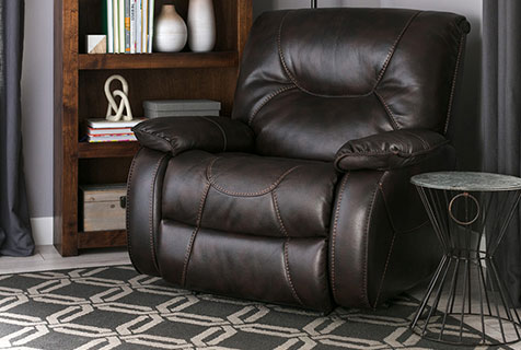 classic recliner chair for personal lounging