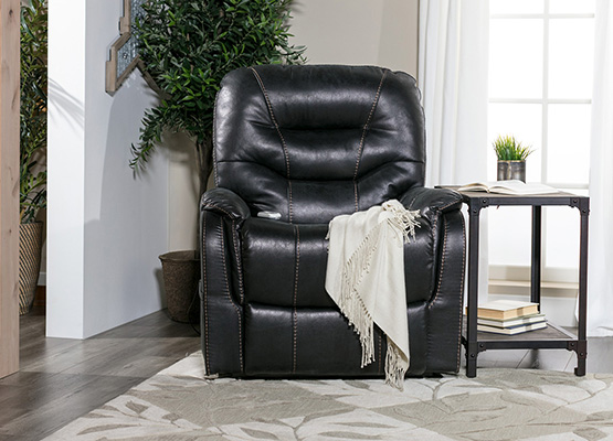 lift chair for lounging